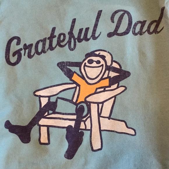 c9bd11cd Life Is Good Shirts | Grateful Dad Longsleeved Shirt | Poshmark